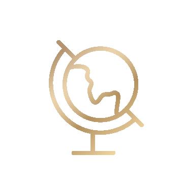 An international profile ikon